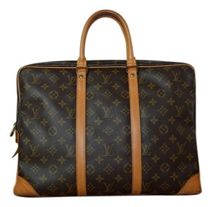 Louis Vuitton Bussines Porte Speedy Travel Bag