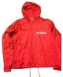 Hard Rock Red Jacket