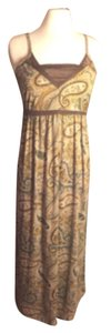Tan Brown Maxi Dress by French Laundry