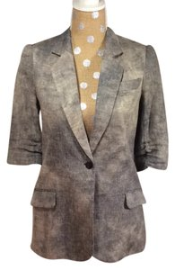 Elizabeth and James Linen Blazer