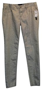 Fire Straight Leg Jeans-Coated