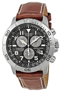 Citizen Citizen Eco-Drive Perpetual Calendar Chronograph Mens Watch BL5250-02L