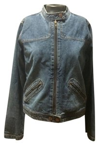 Old Navy Blue Denim Womens Jean Jacket