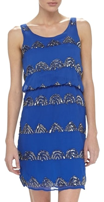 Preload https://img-static.tradesy.com/item/1002779/romeo-and-juliet-couture-blue-and-beaded-above-knee-cocktail-dress-size-4-s-0-0-650-650.jpg