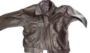 Contex Contex Bomber Jacket ( Barely Worn)100%leather