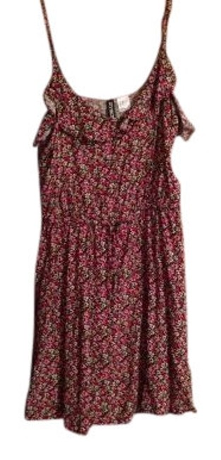 Preload https://img-static.tradesy.com/item/10029/divided-by-h-and-m-multicolor-mini-short-casual-dress-size-8-m-0-0-650-650.jpg