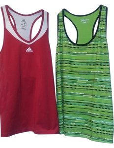 adidas and xersion Set of two Designer Sports Tops