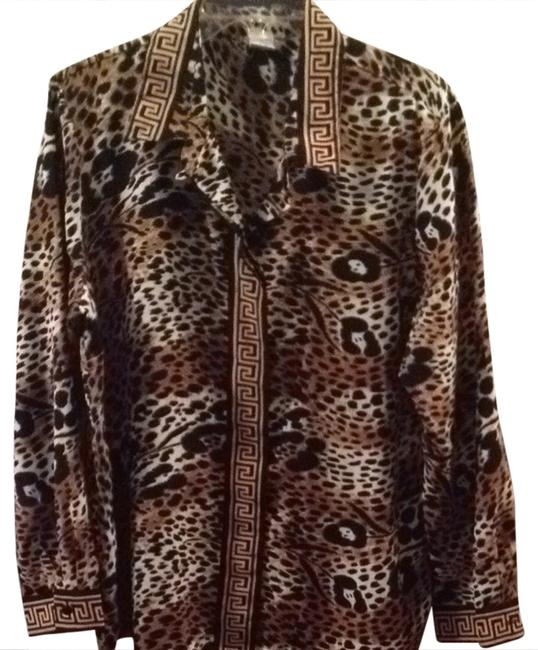 Preload https://img-static.tradesy.com/item/1003058/cheetah-button-down-top-size-16-xl-plus-0x-0-0-650-650.jpg