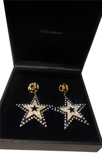 Dolce&Gabbana Dolce&Gabbana Studded Star Earrings