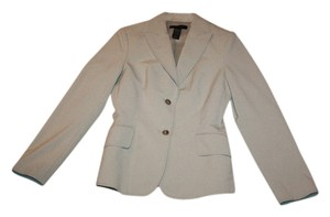 The Limited Suit Green Muted Moss Blazer