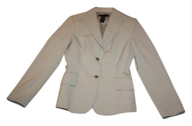 The Limited Suit Green Muted Double Pocket Two Buttons Light Green Jacket Moss Blazer