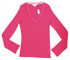 Victoria's Secret V-neck Top pink