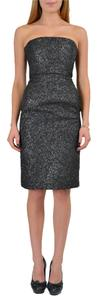 Dsquared2 short dress Gray on Tradesy