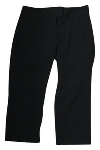 The Limited Straight Pants Blac