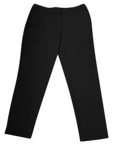 Victoria's Secret Straight Pants Blac
