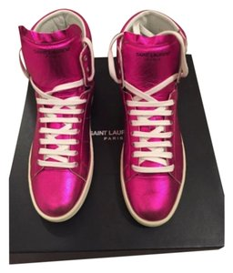 Saint Laurent Pink Athletic
