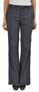 Just Cavalli Straight Pants Gray