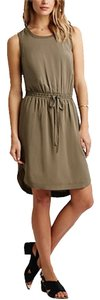 Forever 21 short dress Army Green on Tradesy