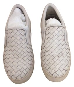 Bottega Veneta White Athletic