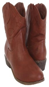 Yoki Cowboy Faux Leather Leather 1