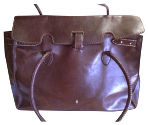 Henry Beguelin Satchel in Brown