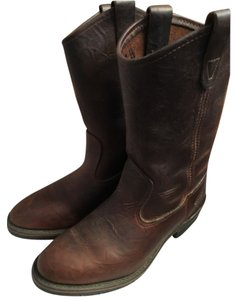 Double-H Boots Brown Boots