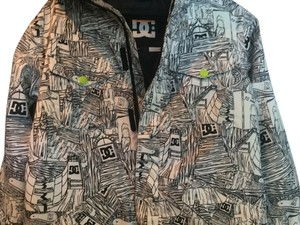 DC Shoes Waterproofing Loose Fit Coat