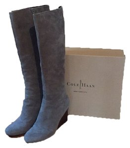 Cole Haan Ironstone - grey Boots
