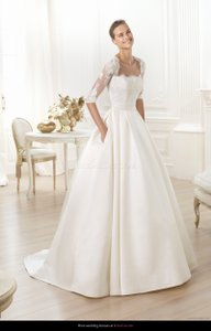 Pronovias Leslie Wedding Dress