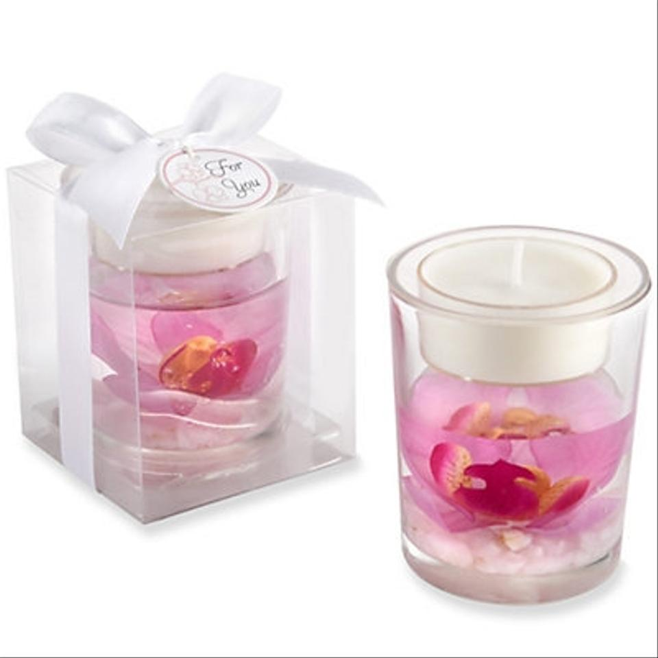 Orchid Candles For Wedding Favors - Tradesy