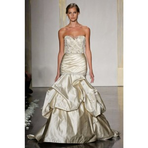 Lazaro Satin Bridesmaid Dresses 2007