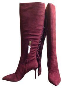 Brian Atwood Wine Boots