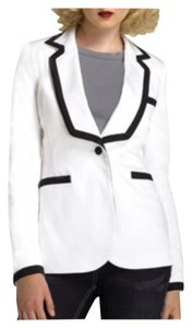 William Rast White Blazer