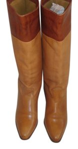 Nine West Camel Brown Boots