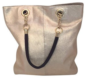 Cynthia Rowley Satchel in Gold