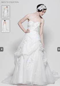 Watters 7071b Wedding Dress
