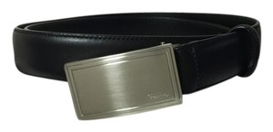 Coach Coach black leather belt size 38 on tag