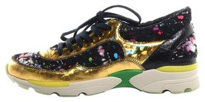 Chanel Trainer Sneakers Multi Athletic