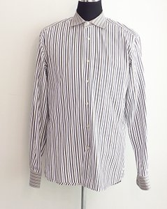 Etro Men Cotton Dress Shirt