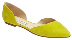 Chinese Laundry Lime Green Flats