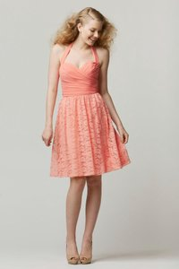 Wtoo Coral/Coral 693 Dress