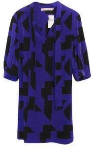 Amanda Uprichard Silk Stretch Dress