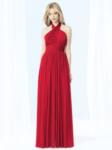 After Six Flame-V100 6699 Dress