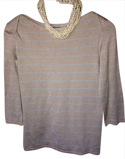 Preload https://item1.tradesy.com/images/tan-made-in-italy-by-sweaterpullover-size-6-s-1004425-0-0.jpg?width=400&height=650