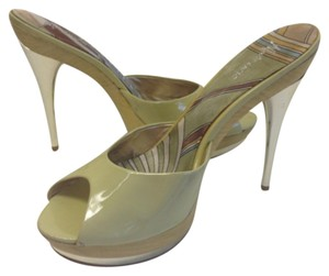 Marciano Green Gold Platforms