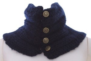 Marc Jacobs Cable Knit Extra Fine Merino Wool Neck Wrap
