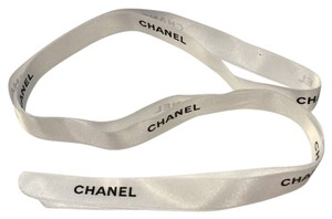 Chanel Chanel Logo Gift Packing Ribbon