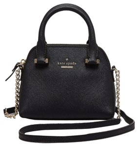 Kate Spade Gift Holiday Night Classic Mini Collectable Purse Clutch Shoulder Satchel Baguette