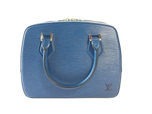 Louis Vuitton Blue Satchel in TOLEDO