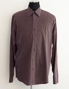 Hugo Boss Stripe Men Dress Shirt